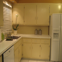 Yellow Cabinets Kitchen New Designs - Karbonix