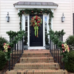 Your Porch Christmas Decorating - Karbonix
